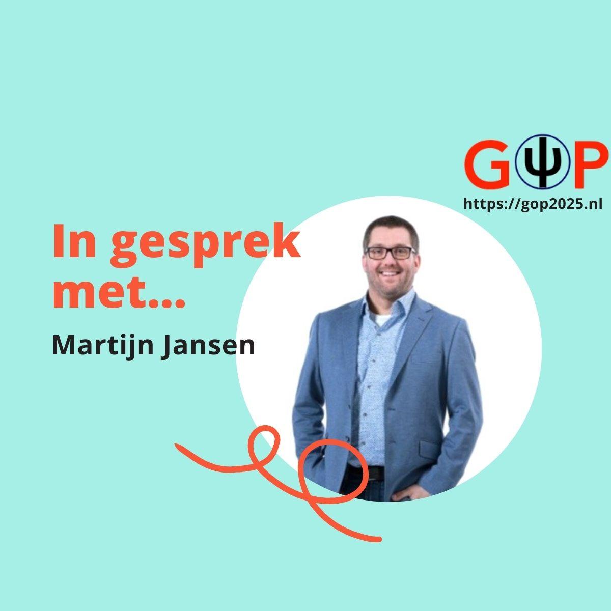 In gesprek met Martijn Jansen - Azora