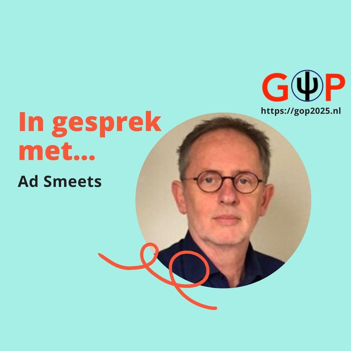 In gesprek met Ad Smeets - Marga Klompé